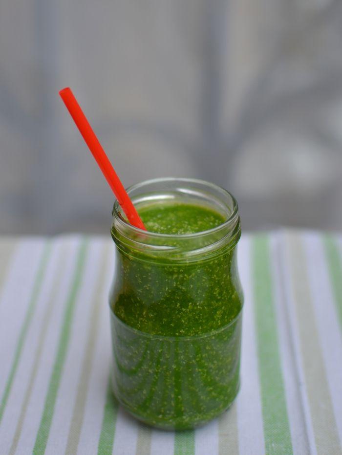 Zöld-fitt smoothie :: Paleország :: Recepttár