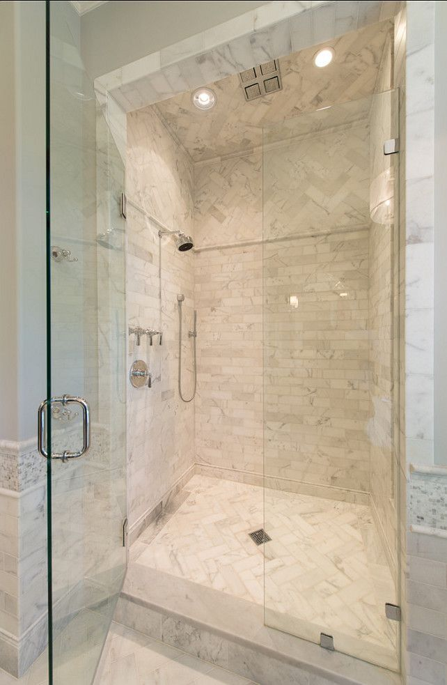 Shower Design. Beautiful #Shower Design