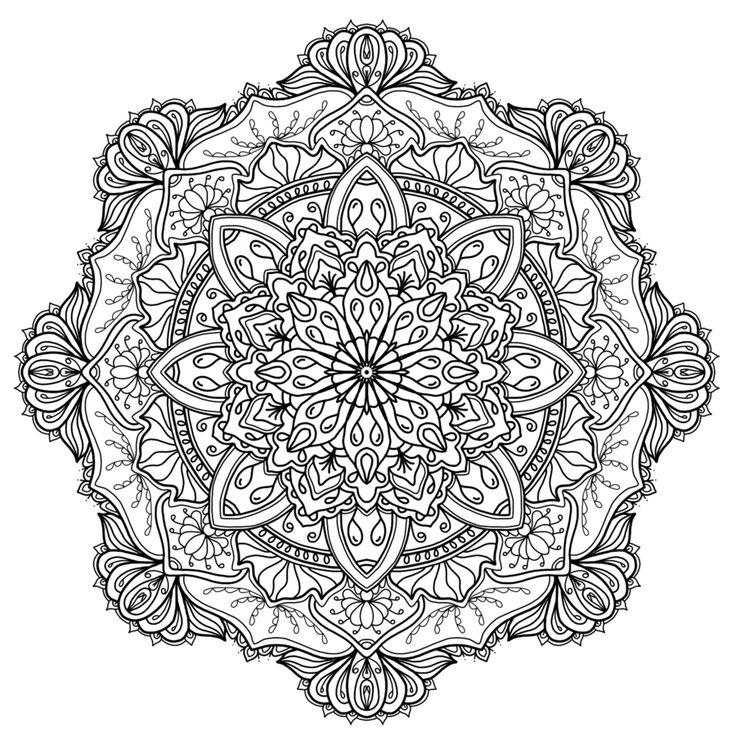 Krita Mandala 15 by WelshPixiedeviantart