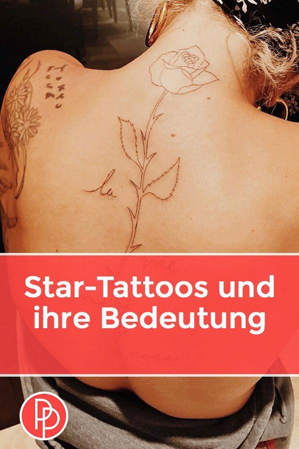star tattoos und ihre bedeutung