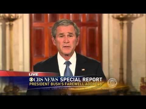 Bush Farewell