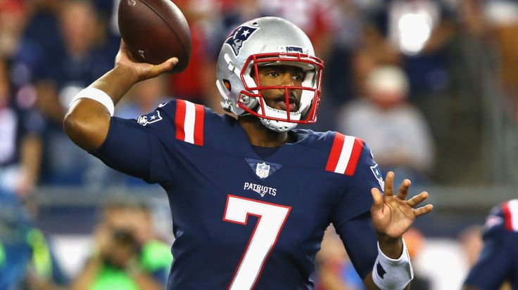 Watch every Jacoby Brissett throw from his first NFL start