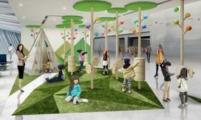 Incheon Yeongjongdo International Airport Children's Experience Playground