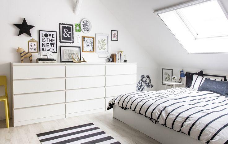 4 idées pour optimiser l'espace dans un petit appartement.