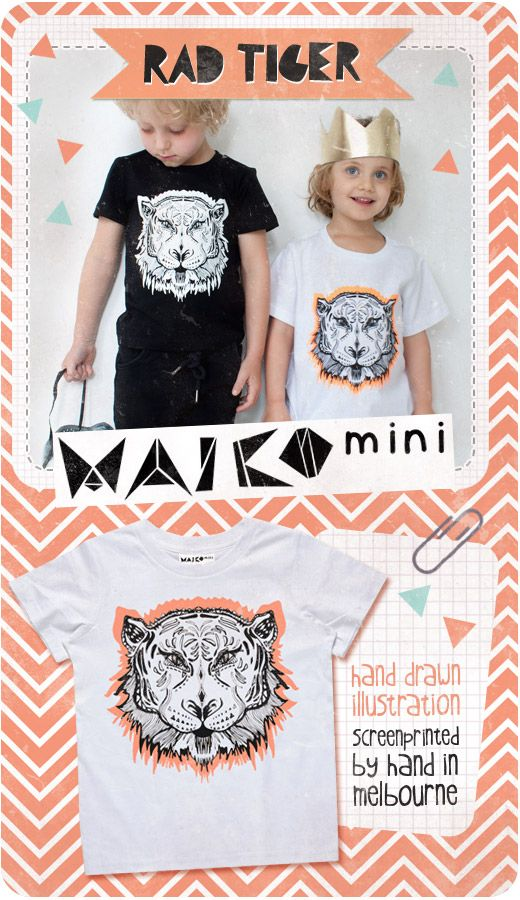 Australian T-shirt Tour - Maiko Mini