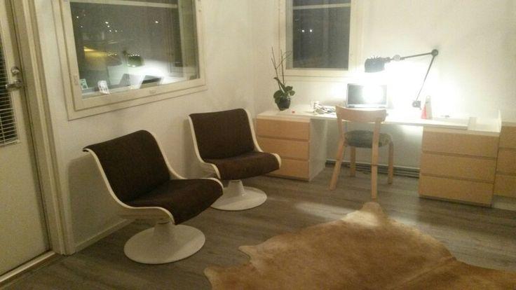 Kukkapuro 3814 lounge chair