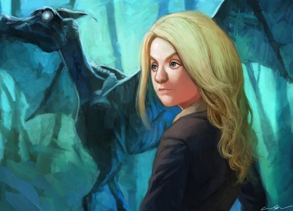 Полумна ϟ Лавгуд