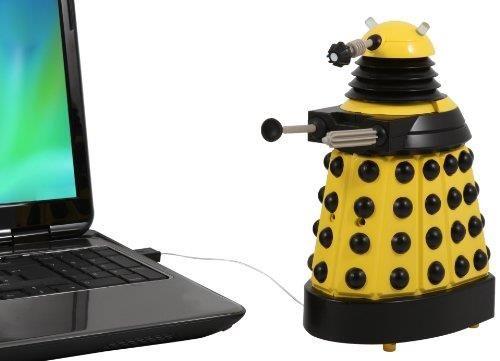 Doctor Who Dalek USB Desk Protector - http://coolgadgetsmarket.com/doctor-who-dalek-usb-desk-protector/