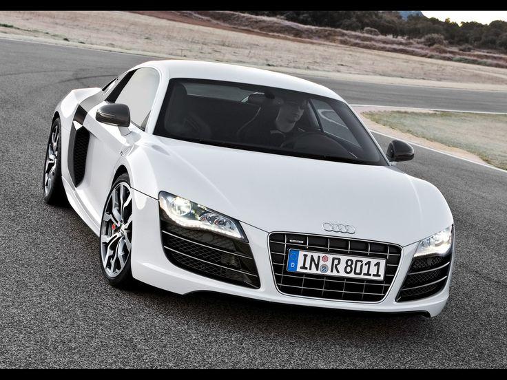 2009 Audi R8 5.2 FSI quattro - White