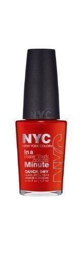 NYC NYC In A New York Color Minute Quick Dry Nail Polish 221 Spring Street New