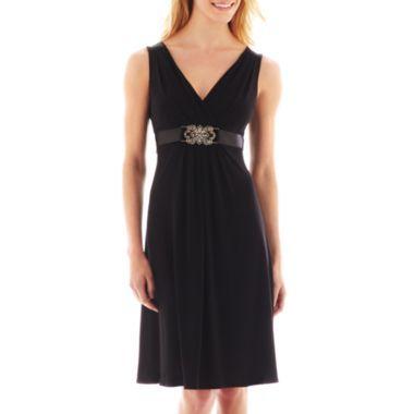 Scarlett Sleeveless V-Neck Dress  found at @JCPenney Bridesmaid's dress