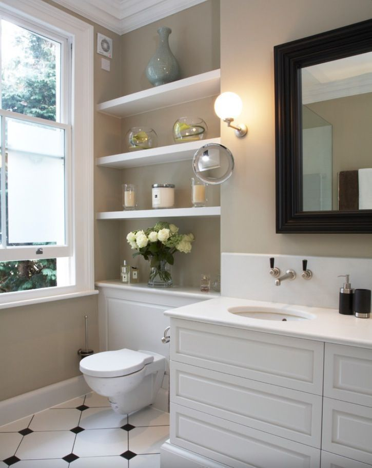 love the shelves above toilet   – decorations – #Décorations #Love #Shelves #to…   – Shelves recipes