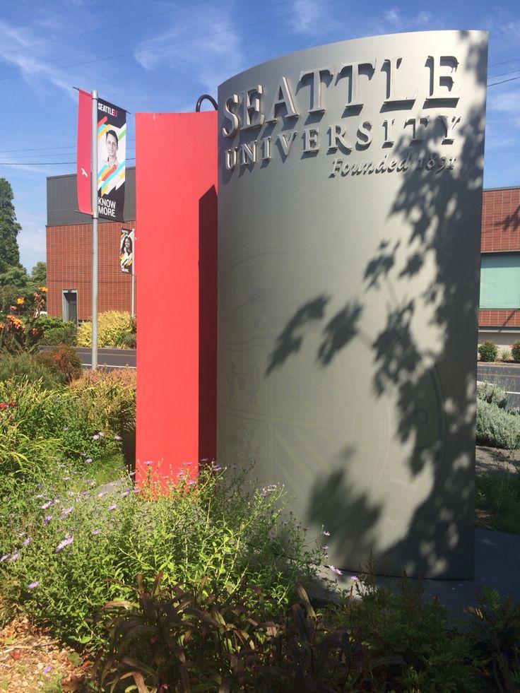 Seattle University. avery lane