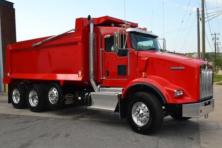 Trucking Dump trucks, Kenworth trucks, Trucks