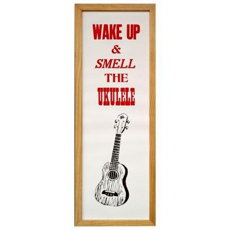 wake up & shell the Ukulele