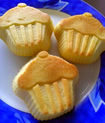 2 összetevős muffin 3db
