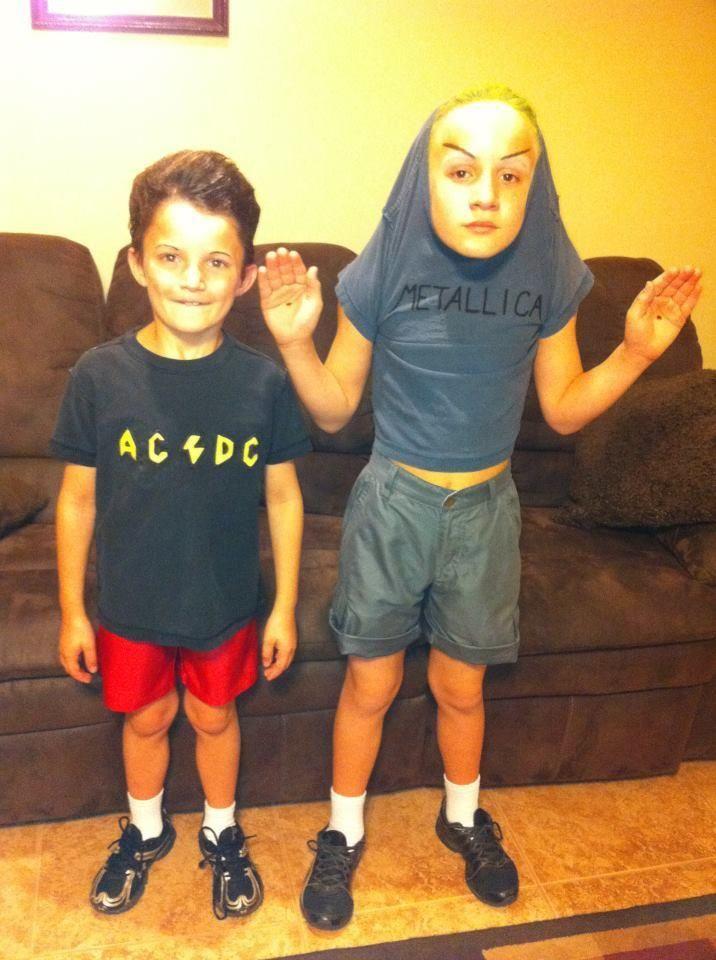 beavis and butthead meet daria costume