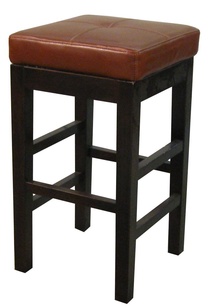 Valencia backless leather counter stool in Cognac. 14.5 x 14.5 x 27 Also available in  sc 1 st  Pinterest & 59 best Next Level Bars u0026 Counters images on Pinterest | Counter ... islam-shia.org