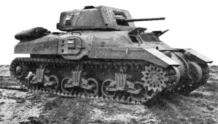 Ram Mark I tank - Ram tank - Wikipedia, the free encyclopedia