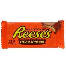 Reese's peanut butter cups - chocolat et beurre de cacahuètes