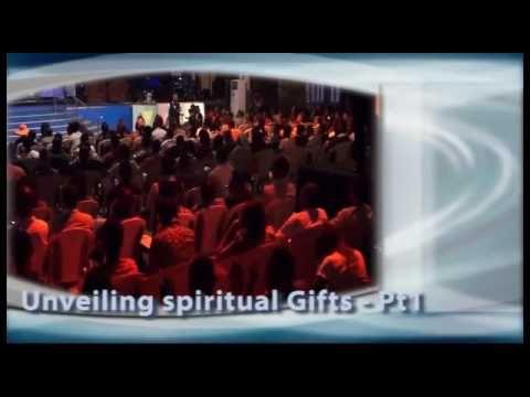 UNVEILING SPIRITUAL GIFT PT 1