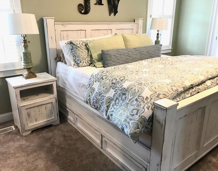 A personal favorite from my Etsy shop https://www.etsy.com/listing/499827408/bed-frame-solid-wood-bed-bedroom