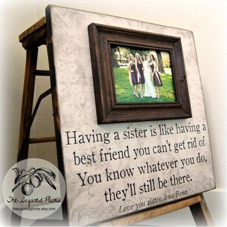 The 25+ best Best friend wedding gifts ideas on Pinterest | Friend ...