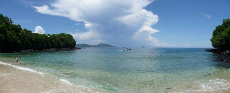 Blue Lagune beach, Padang Bai, Bali