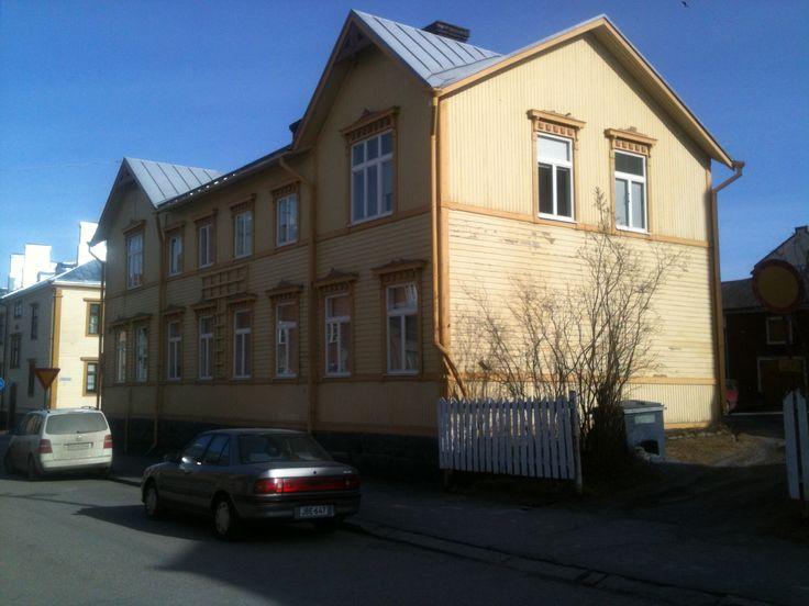 Ajurinkatu 24, Vaasa, Finland