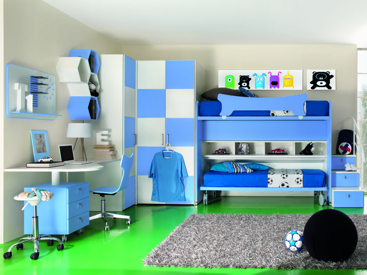 23 best KIDS BEDROOMS by FAER / LUBE images on Pinterest | Nursery ...