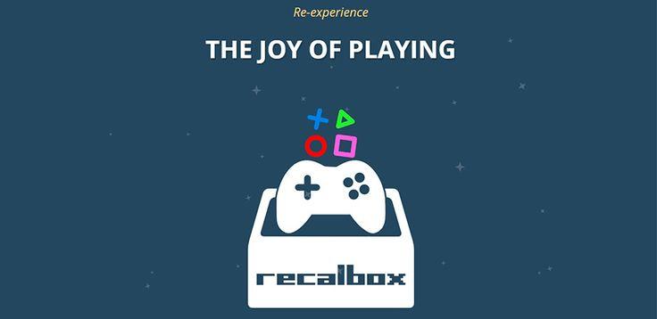 Ver Recalbox, el sistema operativo gratuito que convierte la Raspberry Pi en una consola retro