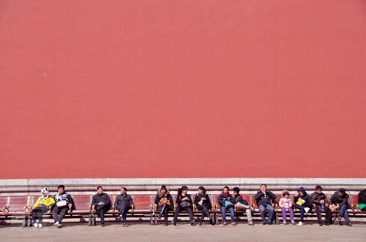 Enjoying the Beijing Forbidden City Sun photo | 23 Photos Of Beijing