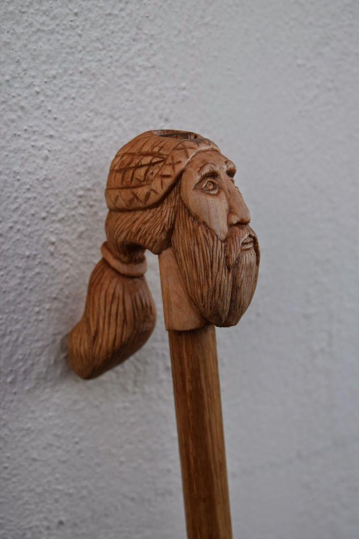 ΞΥΛΟΓΛΥΠΤΙΚΗ WOOD CARVING резьба по дереву Λυδιανός: ΞΥΛΟΓΛΥΠΤΗ ΓΚΛΙΤΣΑ.