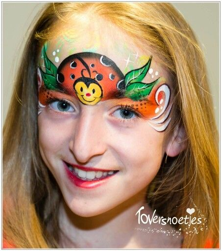 Body Face Painting Designs