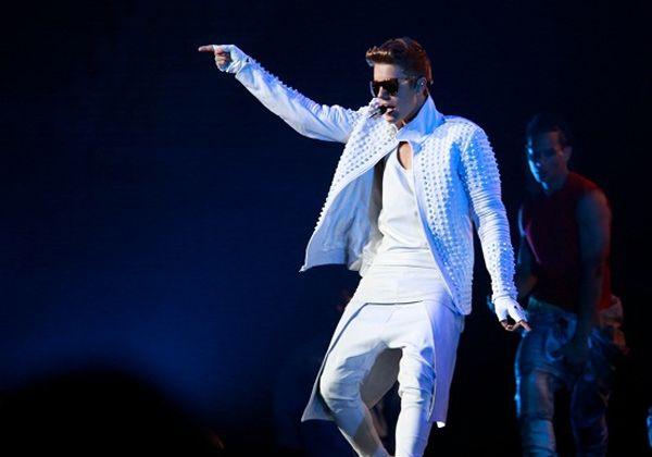 BELIEVE TOUR: Justin Bieber performs in Saitama, Tokyo