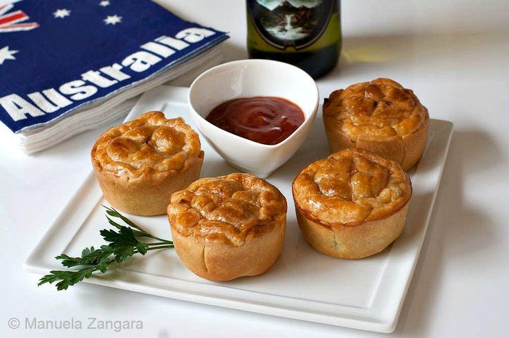 Mini Meat Pies - Australian Food Recipe