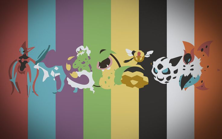 Pokemon Spectrum Wallpaper by EYEofXANA on DeviantArt