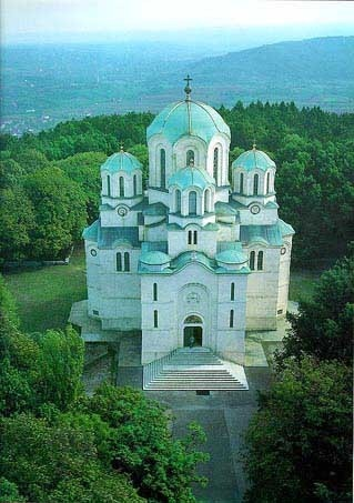 Oplenac, Topola (in Republic of Serbia)