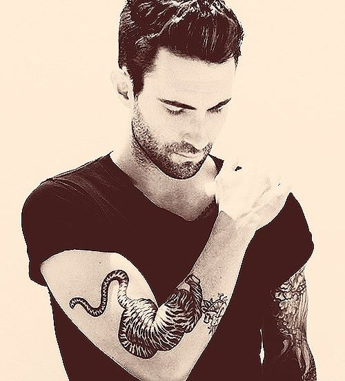 .: Sexy, Adam 3, Adam Levine, Adam Lavine, Celebs, Adamlevine, Tattoo, People, Man