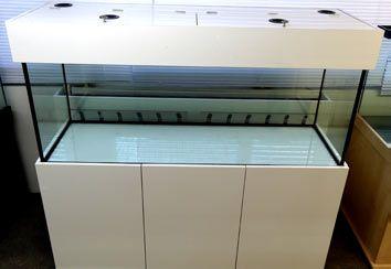 Modern design cabinet from Prime Aquariums - Your fish tank manufacturer.