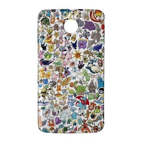 Pokemon Gotta Catch em All Google Nexus 6 Case Cover