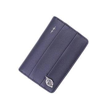 Damen Brieftaschen Rot Rosa Blau Braun Blau Brieftasche Damen PU Leatherintothea
