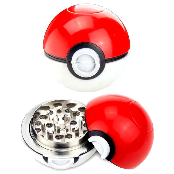 PERFECT: Pokemon GO! Grinder Fits Your Hands Perfectly! TEXTURE: Grinds Herb to the Perfect Consistency! 3 PART CHAMBER: Including Kief Collector! - 100% SATISFACTION GUARANTEED! - This is an extremel