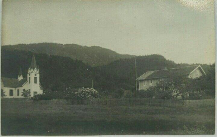 Nissedal i Telemark fylke Tidlig 1900-tall