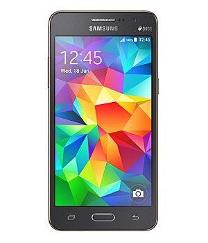SAMSUNG GALAXY GRAND PRIME GSM (DUAL SIM) (GREY) @ Rs.7,444/-