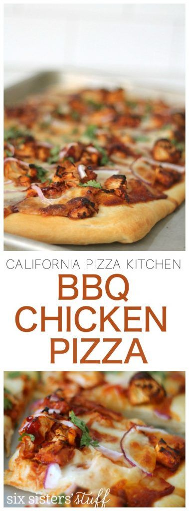Perfecto Cocina Pizza De California Pizza Ideas - Ideas Del Gabinete ...