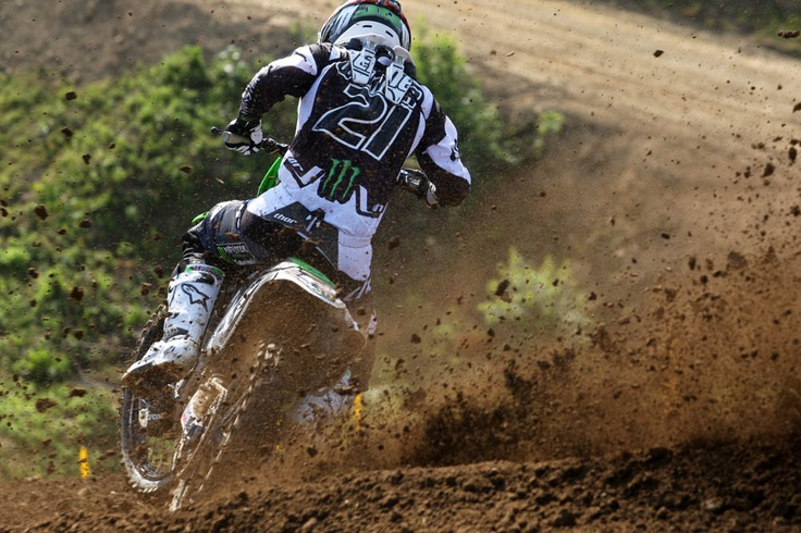 High Point MX 2012: Practice Report | Features, Motocross, News, Photos | Transworld Motocross. Jake Weimer On The Gas!