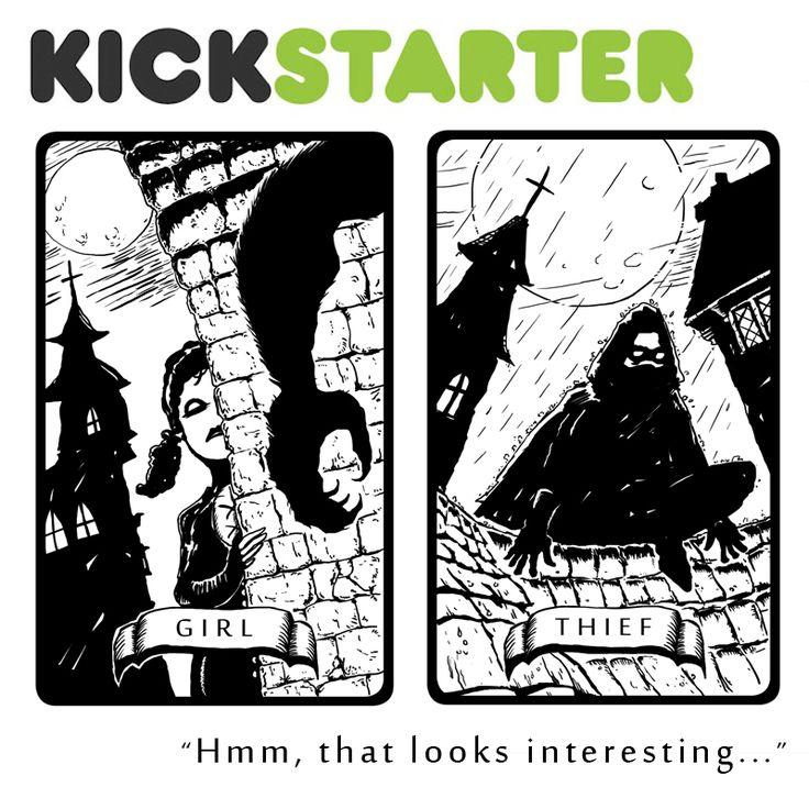 Another Werewolf Kickstarter?