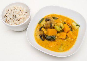 En uke med vegetarmat   Dinmat.no