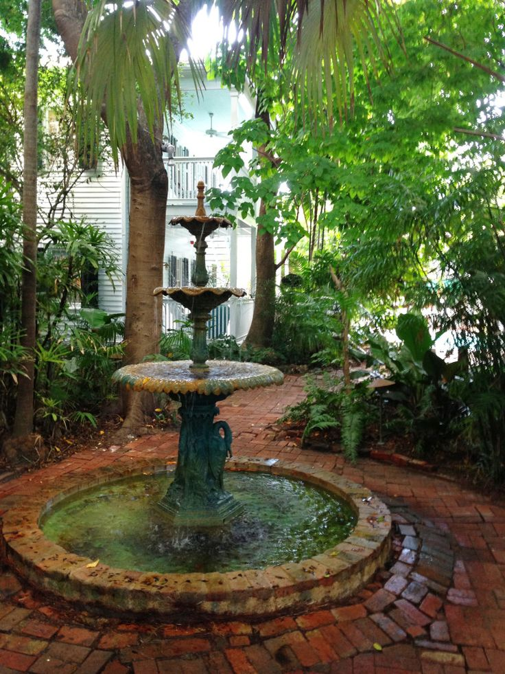 The Gardens Hotel, Key West, Florida, US